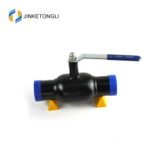 Product PN25 chemical chemistry full bore gas ball valve made in China