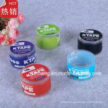 Angebot benutzerdefinierte bedruckte Bevorzugung Kunststoff Zylinder Geschenk-Box (PVC-Rohr)