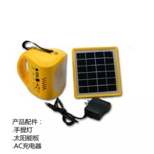 Hot Sale Solar LED Light Lamp Lantern From ISO9001 Factory
