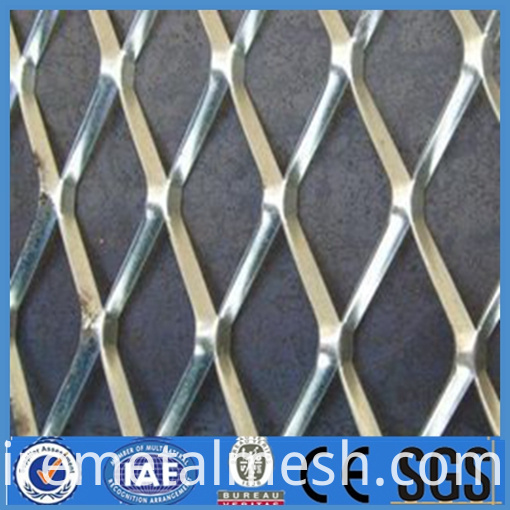 Best Price Expanded Metal Wire Mesh Fence