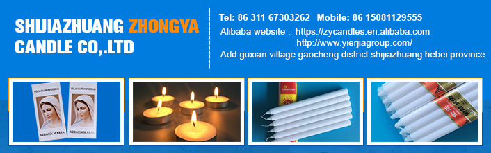CANDLE FACTORY CONTACT WAY