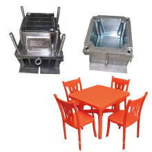 injection molds maker design custom rapid prototyping services chair table plastic injection mould