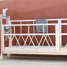 hot sale suspended cradle aluminum ZLP630/ZLP800