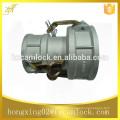 aluminum reducer quick coupling type DD3040