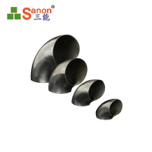 ASTM 304 Satin/Polish  Customized Type  Stainless Steel Elbow For Balustrade