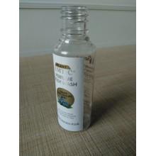 Пользовательские печати виниловые бутылки клейкие этикетки прозрачные наклейки