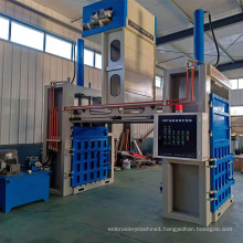 Soft Material Compression Equipment of Dual-Circuit Hydraulic Baler