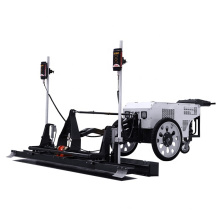 Accionamiento hidráulico Potencia fuerte control eléctrico vibración manual Concreto Laser Screed FDJP-24D