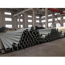 30FT Hot DIP Galvanized Steel Pole