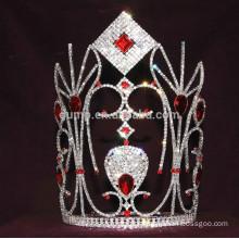 hot sell crystal tiara