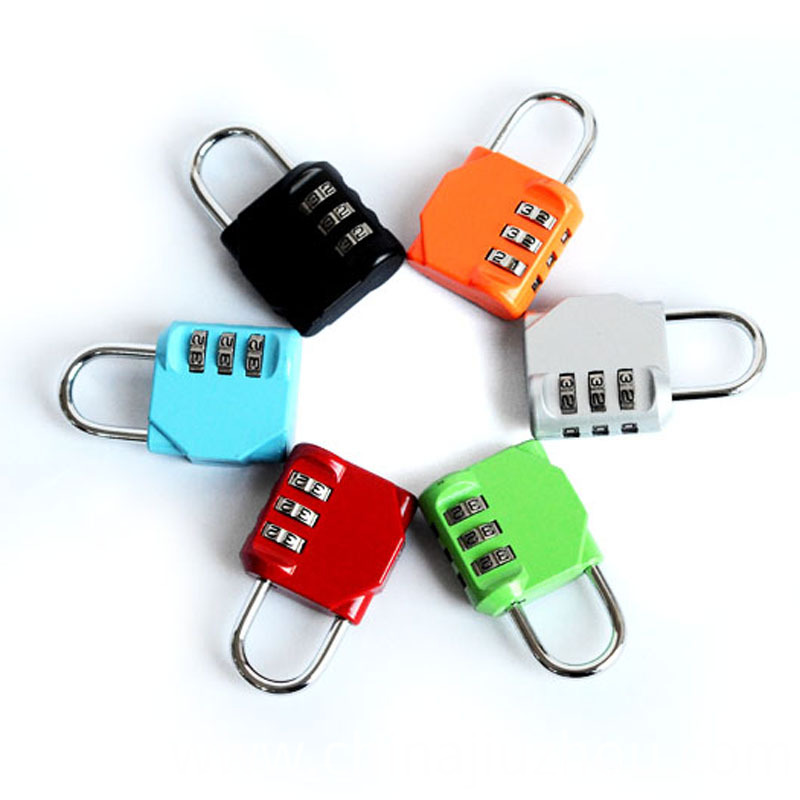 3 Color Code Lock