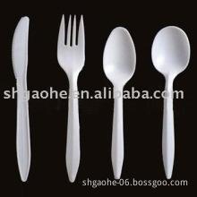 plastic fork plastic knife plastic spoon plastic folding knife fork spoon