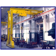 Workshop Semi Gantry Crane with SGS