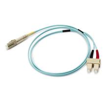 Cordon de correction optique 10GB Sc / LC 50 / 125um Om3 Duplex 2.0mm