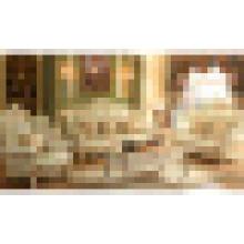Holzsofa für Wohnzimmer Möbel und Wohnmöbel (523)