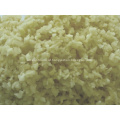 Frozen White Pure Garlic Cubelet GAP BRC