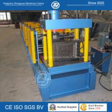 Machine de formage à froid de panne hydraulique en Z