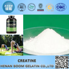 Reliable and sustainable supply creatine