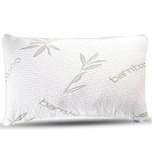 Измельченная бамбуковая подушка из пены с эффектом памяти