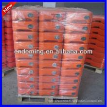Fabricant chinois de pieds de clôture / pied en plastique / fondation / base (haute qualité de IOS et BV)