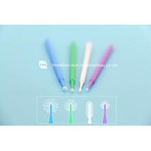 Micro-aplicadores descartáveis / micro escovas para extensão de cílios
