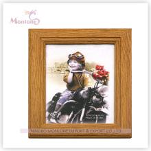 Cadre de photo de 15 * 20cm, décoration à la maison (panneau de fibre de densité)