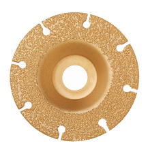 Spray Diamond Grinding Disc