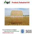 white agriculture use silage bale wrap net