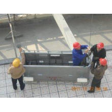 9.0 m/min Window Cleaning Platform with Working Height 100m