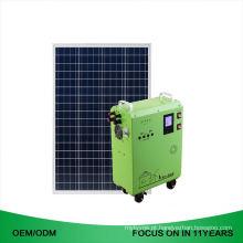 Sistema de energia portátil verde novo posto da bateria da bateria do sistema de energia solar do armazenamento