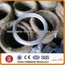 Q195 Elétrico-galvanizado fio de aço