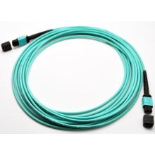 High Density Low Loss MPO 12 Core Patchcord