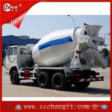 6-12m&Sup3 Concrete Mixer Truck for Sale