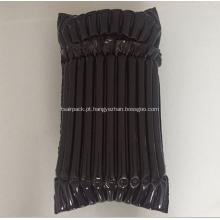 Embalagem de saco de coluna de ar de plástico tampão