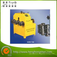 Máquina de dobra da tubulação HHW-76b rolando