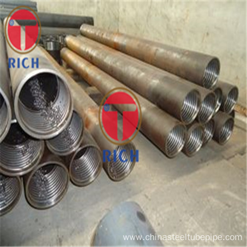 Multi - Rifled Seamless Steel Boiler Tubes
