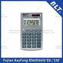 Calculadora de tamanho de bolso de 8 dígitos (BT-271)