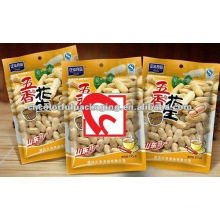food packaging bags with for peanut packaging