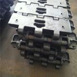 Hitachi KH125 track pads crawler crane undercarriage parts