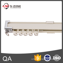 GD16 Home theater screen track low noisy curtain track drapery hardware