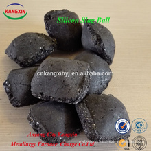 Anyang qualified deoxidizer Silicon Slag ball for steelmaking