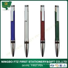Schulbedarf Aluminium Kugelschreiber für Studenten