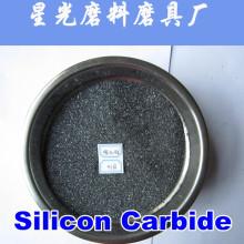 Carburo de silicio negro de alta calidad abrasivo