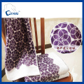 Cotton Yarn Embroidered Bath Towel
