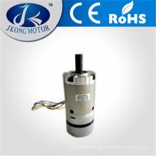 Motor BLDC JK57BLS005-01PG65 / 57mm con caja de engranajes planetarios 65: 1