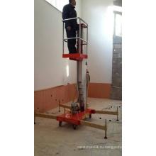 Один Столбец Рангоута Алюминиевого Сплава Лифт