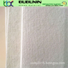 Shoes raw material stitch bonded nonwoven fabric