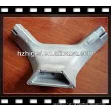 peças de maquinaria agrícola de fundição de alumínio personalizadas