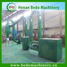 China besten Lieferanten Sägemehl Trockner für die Holzpellets Produktionslinie 008613253417552