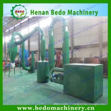 Chine meilleur fournisseur séchoir de sciure de bois pour la chaîne de production de granulés de bois 008613253417552